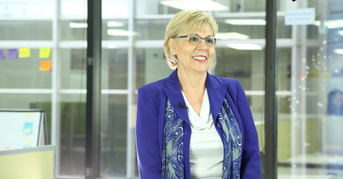 Arlene White, CEO, Education Payroll Limited