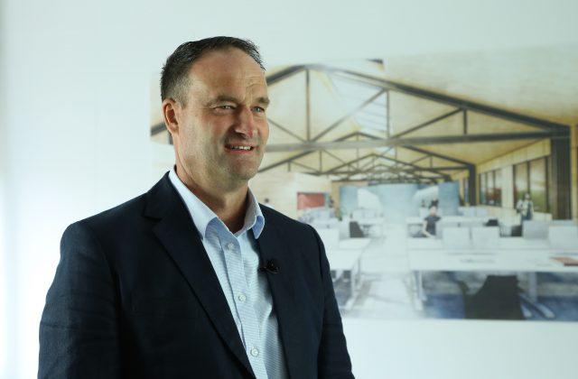 John O'Dea, Director, Farms & Facilities, AgResearch
