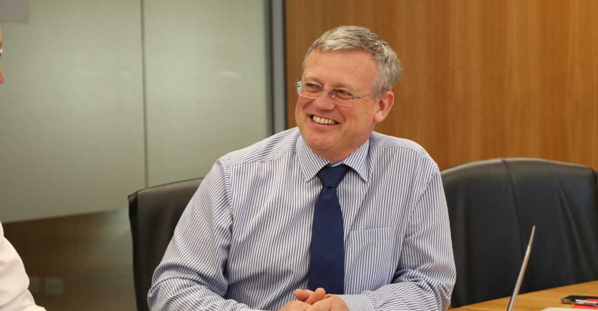 Ben Holland, GM, Transformation, Commercial and Major Project Governance,  WSP New Zealand