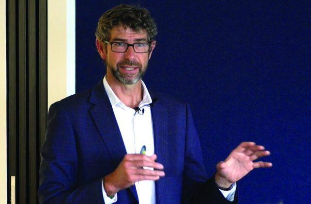 Rogan Clarke, Director of Digital Change, Inland Revenue